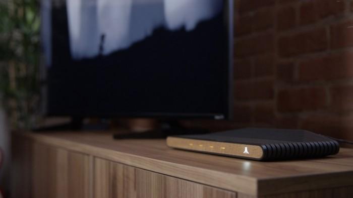 雅达利Ataribox主机将于12月4日开启预购