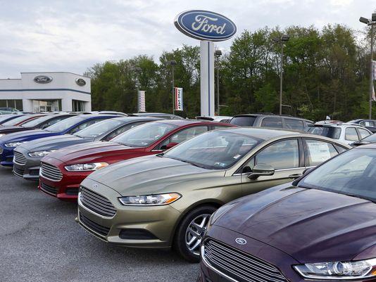 福特11月在华销量同比下降8% 落后竞争对手