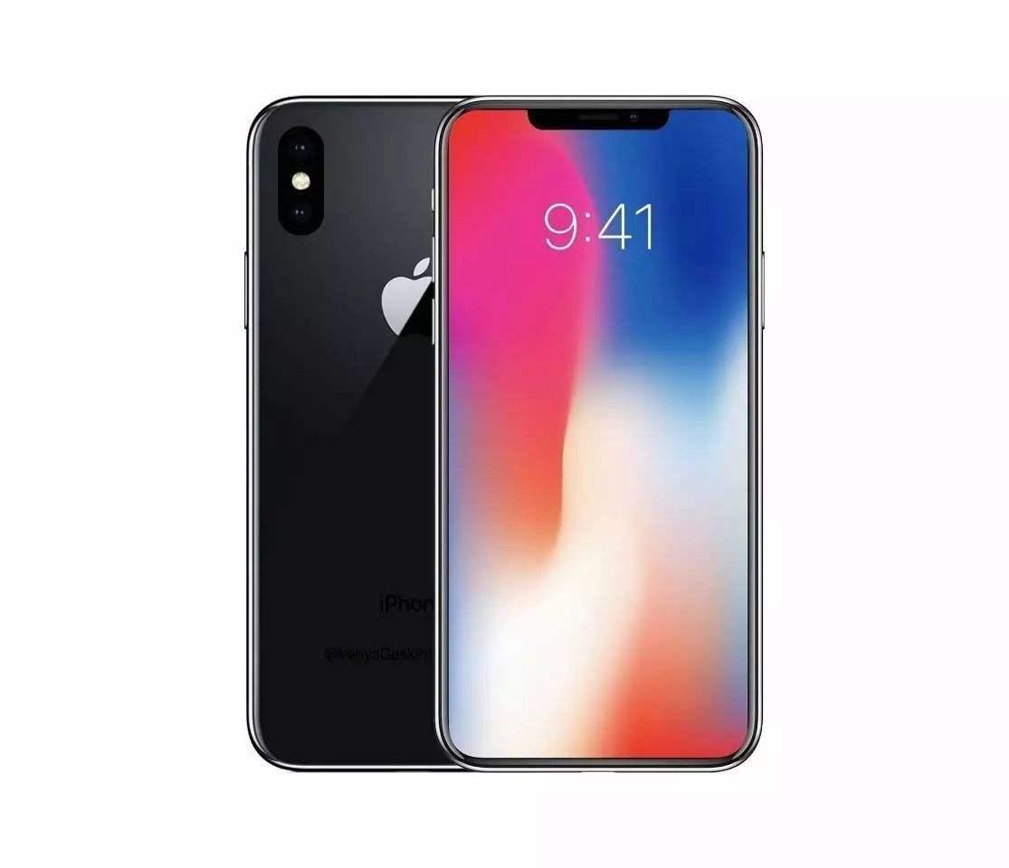 苹果无言以对:iPhone X超强山寨机亮相