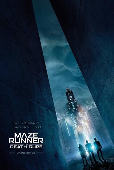 《移动迷宫3》海报闯龙潭虎穴 终极之战一触即发