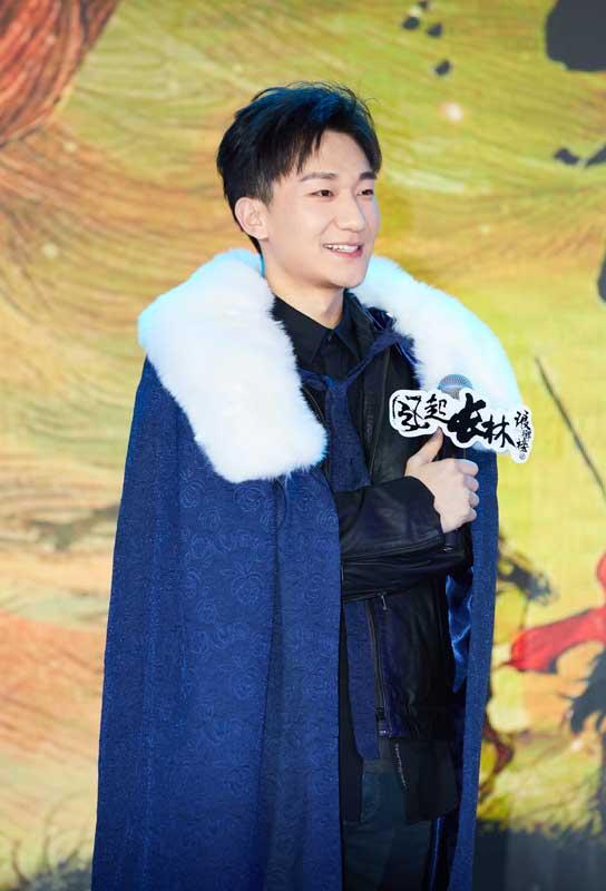 《风起长林》12.18开播 刘昊然diss大哥黄晓明