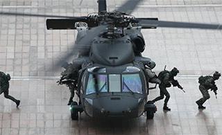 台军宣布UH60黑鹰成军