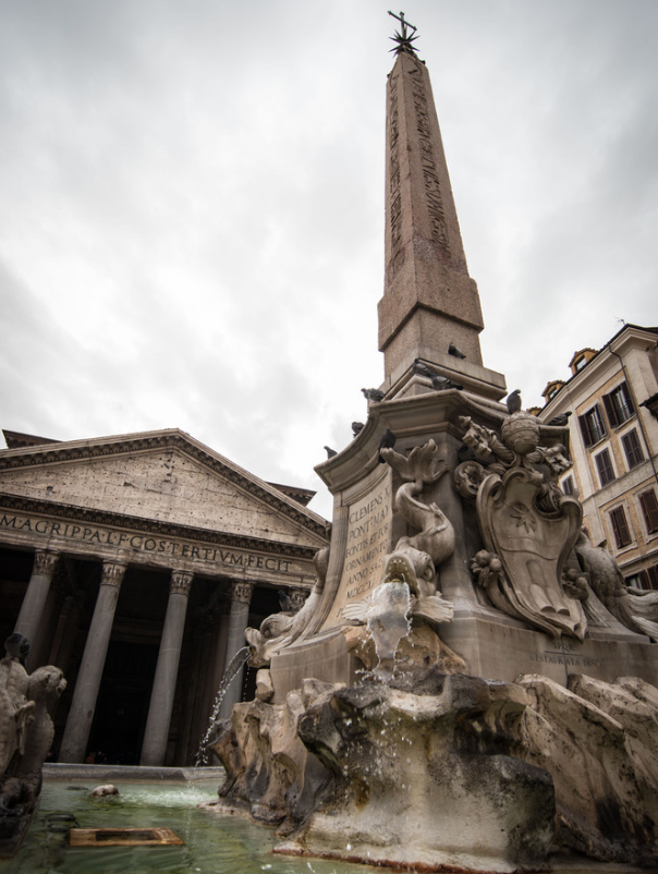 意大利万神殿明年春季起将征收门票