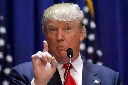 """特朗普签署""""2018国防授权法"""",对美台军事合作他这样说....极品公子2一世枭雄"""