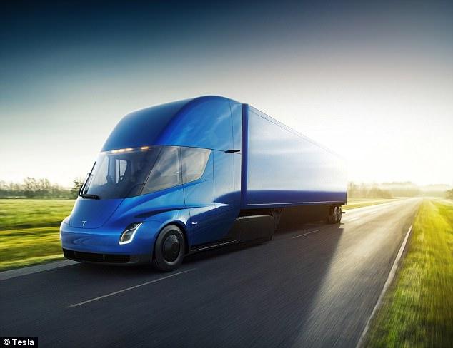 最大订单!百事可乐向特斯拉订购100辆电动卡车