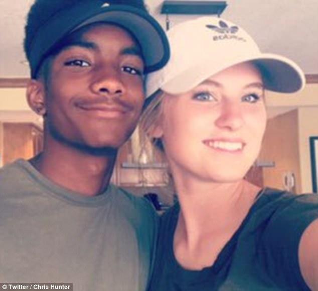 美高中生情侣分享温馨视频却遭种族歧视