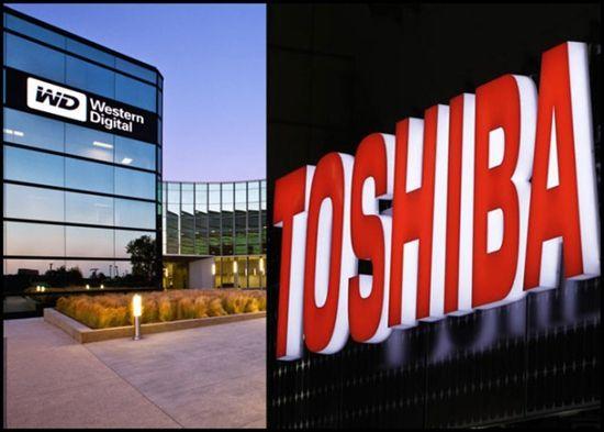 东芝宣布与西部数据达成和解 新厂投资有望重启