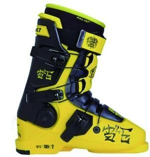 滑雪装备搭配攻略 初学者最好选择硬度低的雪板