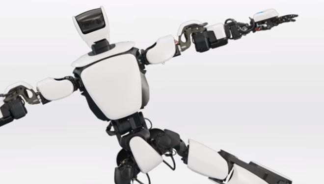 丰田研发出逆天仿生机器人 这是噱头还是进步?