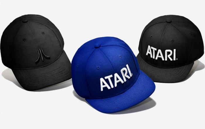 雅达利发布可穿戴产品:一款集成耳机的棒球帽