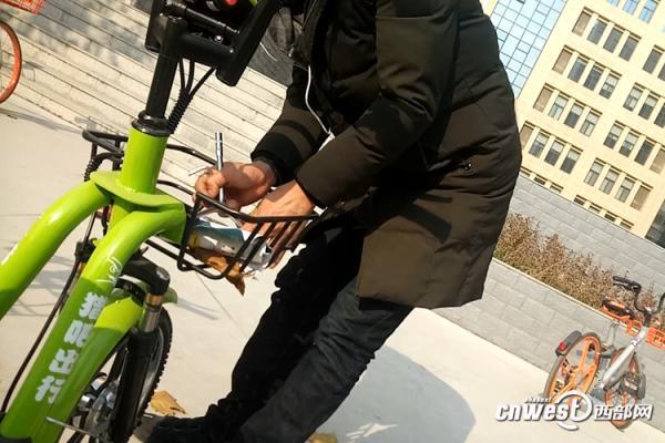 西安共享电单车禁令月 余旧车未退新车又投