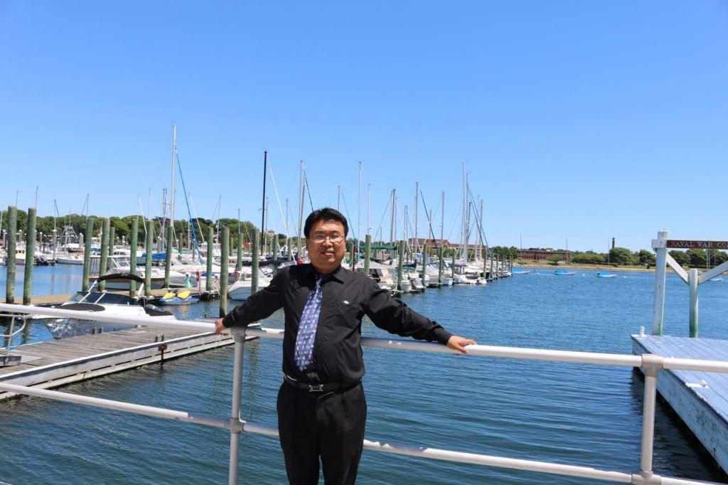 刘锋:厦门大学南海研究院客座教授