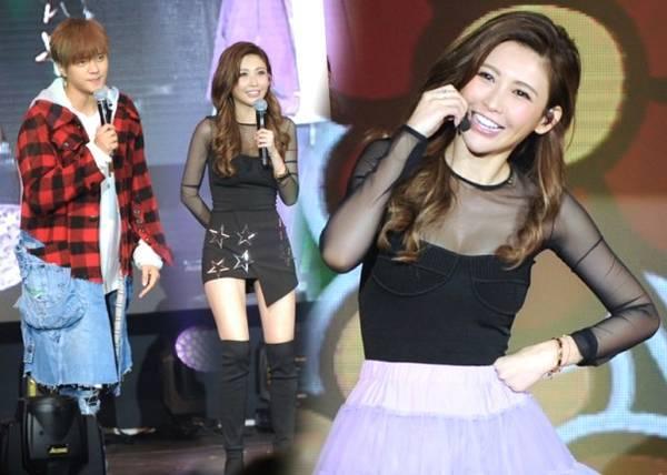 罗志祥豪掷64万元 帮她圆了开演唱会梦!