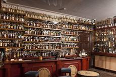 英酒店收藏上千种威士忌酒