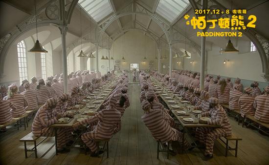 《帕丁顿熊2》彩蛋曝光  休·格兰特演狱中歌舞秀