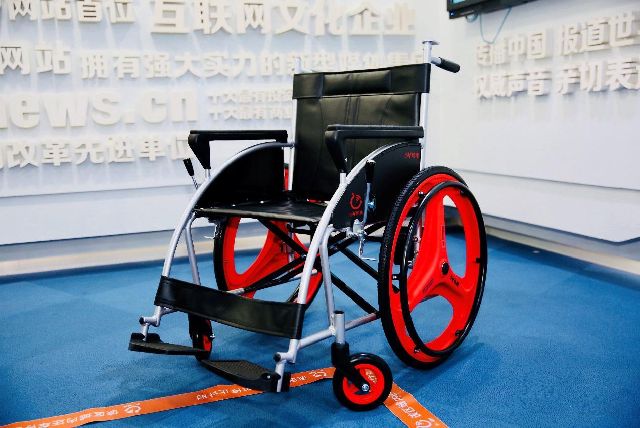 6000台共享轮椅将投放到医院、车站等公共场所
