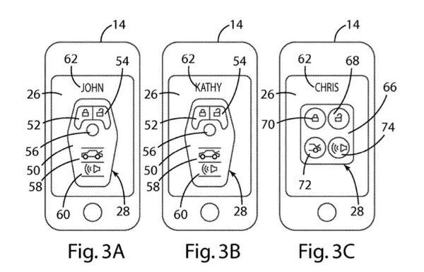智能手机保护壳可当车钥匙?福特黑科技专利曝光