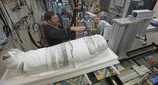 美国一家医院在2000岁木乃伊体内发现罕见肿瘤