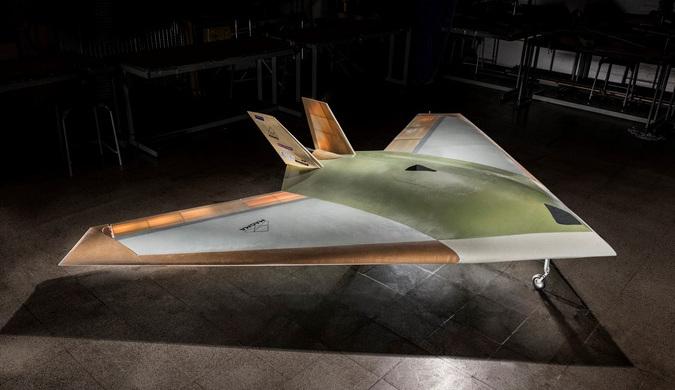 BAE MAGMA无襟翼无人机完成首次试飞