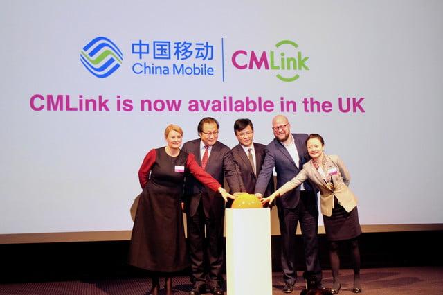 中国移动在英国推出移动虚拟网络运营商服务