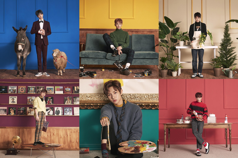 NCT DREAM圣诞颂歌《JOY》预告片14日公开