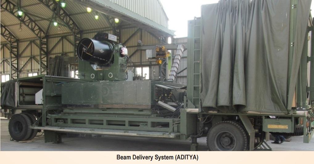 印度测试国产激光系统:花36秒成功打穿金属板