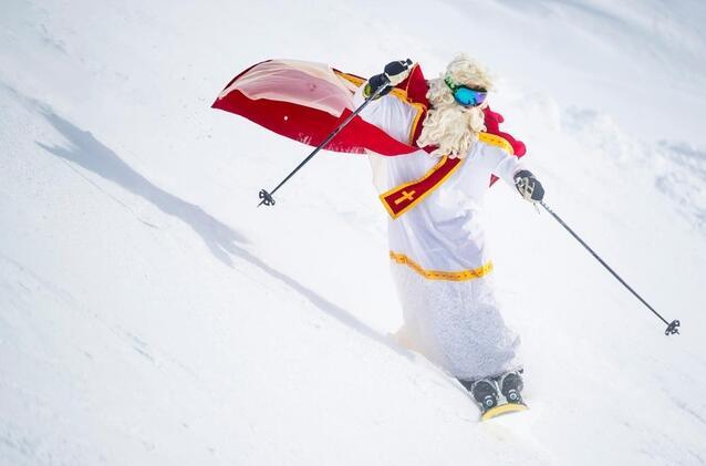 最新报告显示:气候变化令瑞士滑雪场前景堪忧