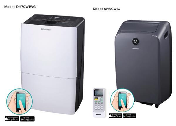 海信在美宣布:空调和除湿机新品接入亚马逊Alexa