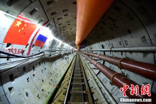 中国石油加快中俄东线天然气管道工程建设