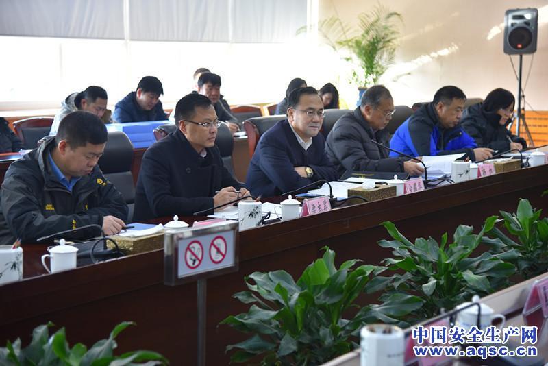 辽宁省安委会考核锦州2017年度安全生产工作