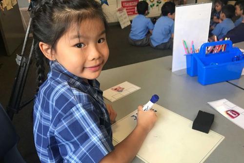 澳移民子女拼写能力强 胜过英语家庭学生