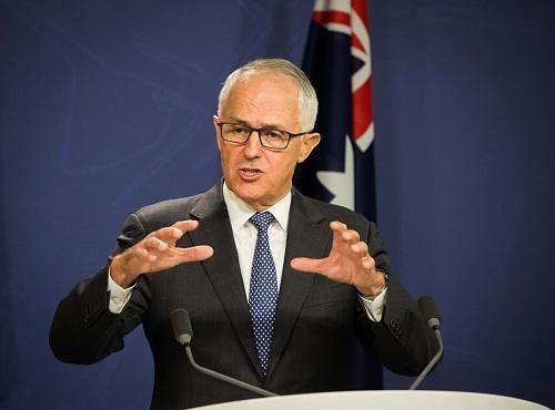 """澳大利亚总理否认""""反华"""":我还有个中国儿媳妇"""