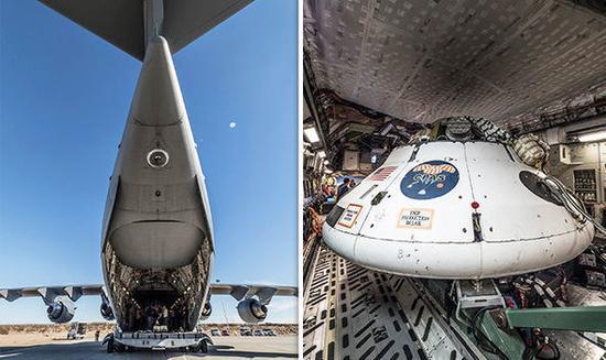 特朗普宣布重返月球 猎户座飞船将进行关键测试