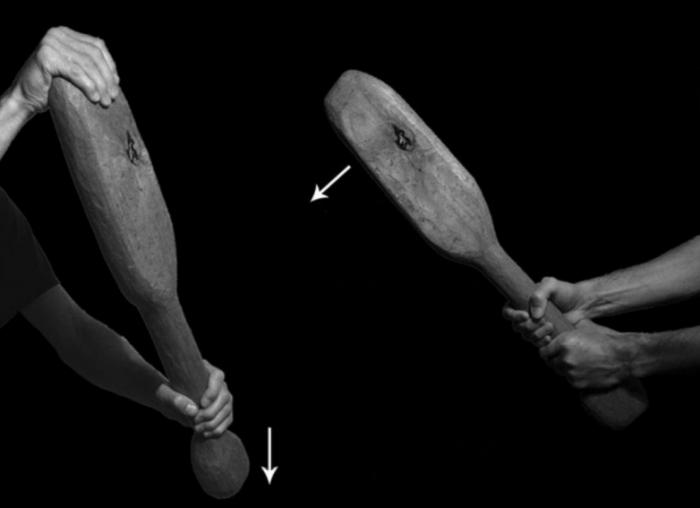 考古学家发现一种暴力的古代武器 或能一击毙命