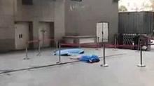 保安接坠楼女被砸身亡:家属可领工亡赔付70余万