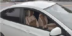 """狂砸7辆车只盗得32元 小偷直呼被杭州""""坑""""惨了"""