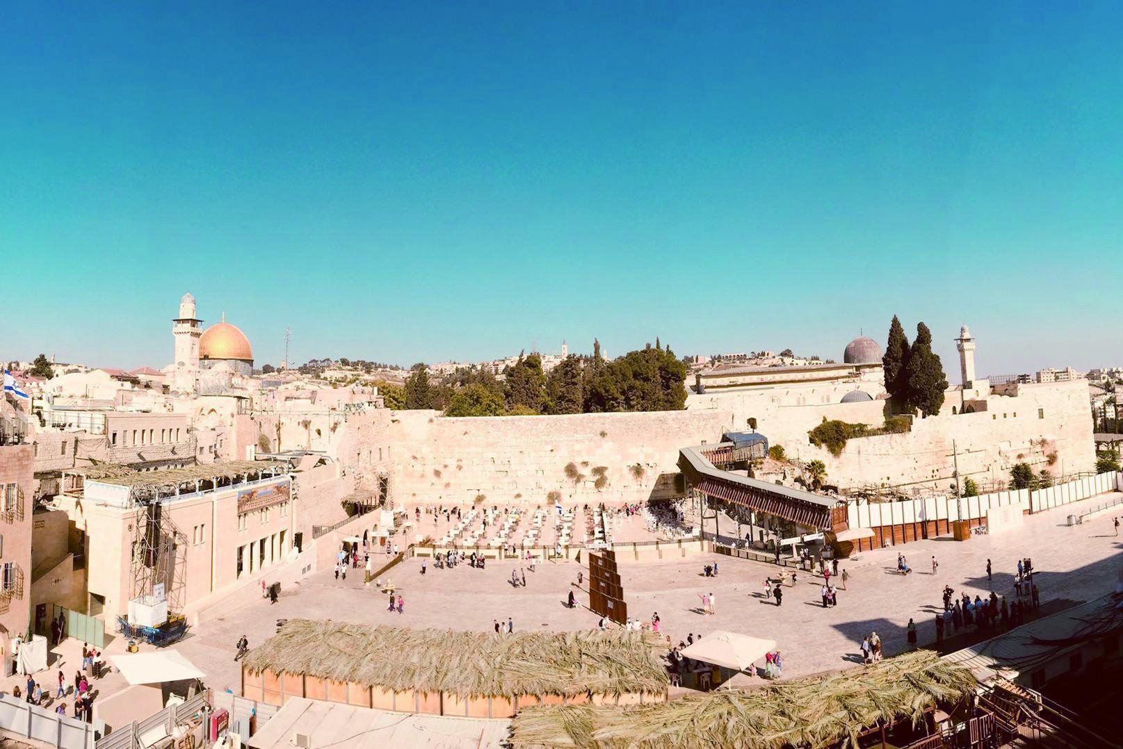 三大教精神归处 耶路撒冷旁观者眼中的圣城