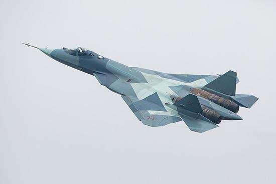 F22杀手?美媒称俄六代机配光子雷达和激光炮