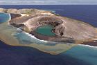 NASA记录新岛屿形成过程
