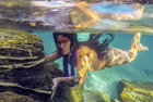 实拍巴西原始部落生活