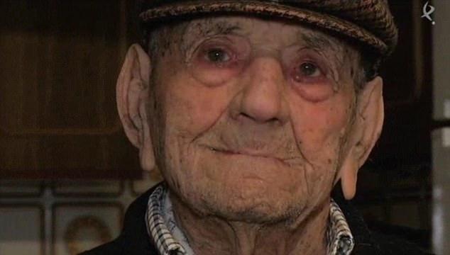 世界上最长寿的113岁老人: 归功于自家种植的蔬菜和每日一杯红葡萄酒