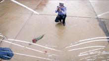 日交通巡查长超速驾驶 撞死一名中国留学生