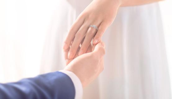 男生一生只能买一次的戒指,这才是女生憧憬的小美好