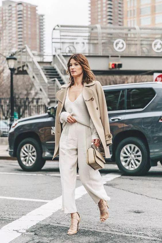 经典款大衣不只是基本款 怎么穿才能时髦起来