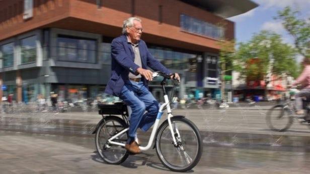 特温特大学研发专为老年人打造的实验性电动自行车