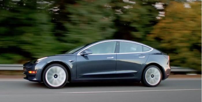 Model 3量产获改善:甚至比特斯拉预期的还要好