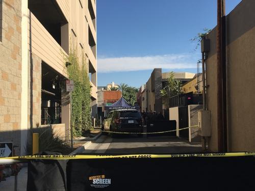 美媒:洛杉矶一华人坠楼身亡 其丈夫以涉嫌谋杀罪被捕