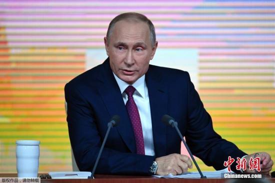 普京:俄中在长远未来仍将是战略伙伴