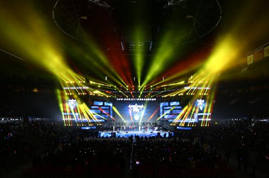 微领地网络音乐盛典—缔造品牌的力量