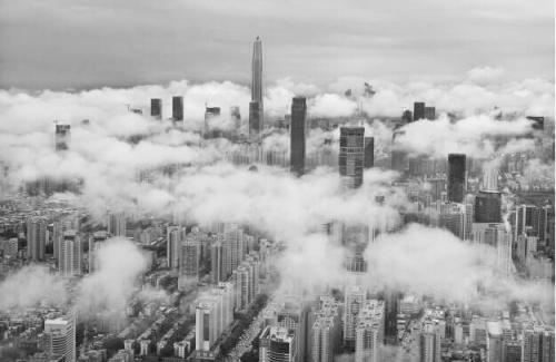 美媒:世界新建摩天高楼,中国占一半